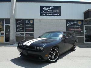 2009 Dodge Challenger**CERTIFIED**LEATHER**SUNROOF**
