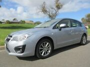 2014 Subaru Impreza G4 MY14 2.0i Lineartronic AWD Luxury Silver 6 Speed Constant Variable Hatchback Old Reynella Morphett Vale Area Preview