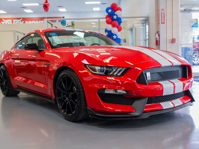 Image 1 of Ford: Mustang GT350…