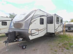 NEW -Wildcat with bunks Floor plan - Only @ Sackville RV