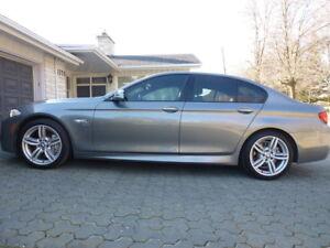 BMW série 5 modèle 535 i M-Sport Package, AWD 2011 impeccable