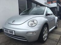 Volkswagen Beetle 1.6 2dr STAND OUT FROM THE CROWD