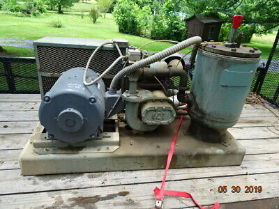 30 Hp Gardner-denver Rotary Screw Air Compressor