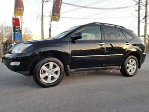 2009 Lexus RX 350 LEATHER, SUNROOF, 183 KMS