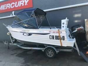 Allycraft 5.10 Islander Runabout Coorparoo Brisbane South East Preview
