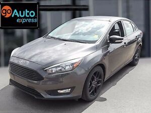 2016 Ford Focus SE SEDAN. EX DEMO