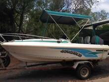 5m Seafarer centre console - 100hp Yamaha 4stoke low hours Howard Springs Litchfield Area Preview
