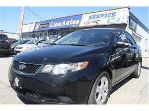 2010 KIA FORTE LOW KM GREAT PRICE!