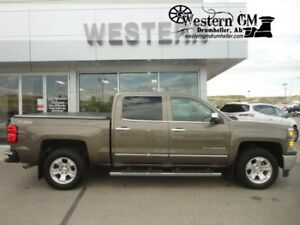 2015 Chevrolet Silverado 1500 LTZ Z71 5.3L 4x4 Crew Heated/Coole