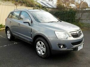2011 Holden Captiva CG Series II 5 (FWD) Grey 6 Speed Automatic Wagon Newtown Geelong City Preview