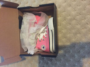 Converse All Star pink (High) 3 infant