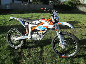 KTM FREERIDE E-XC 2015 ELECTRIC MOTORCYCLE