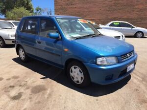 1997 MAZDA 121 METRO 1.3LTR 4-CYL 5-SPD MANUAL HATCH ( GREAT VALUE BEATS WALKIN! ) Bayswater Bayswater Area Preview
