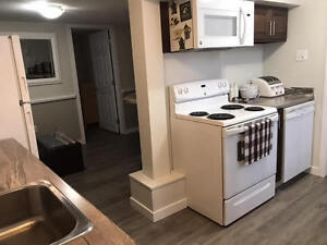 Beautiful Clean Basement Apartment for Rent/Rooms for Rent