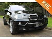 2007 57 BMW X5 3.0 D M SPORT 5D AUTO 232 BHP DIESEL