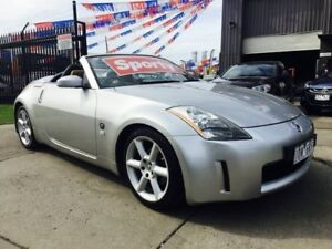 2004 Nissan 350Z Z33 Roadster 5 Speed Automatic Convertible Brooklyn Brimbank Area Preview