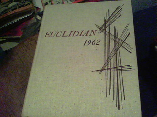 Euclidian 1962 Euclid High School Euclid, Ohio ck20