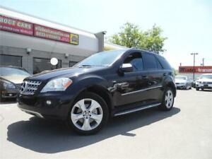 2011 MERCEDES BENZ ML350 BLUETEC 4MATIC  **NAVI+CAMERA**