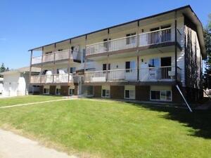 For rent in Innisfail, 2 bedroom suite on third floor