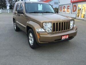 2012 Jeep Liberty Sport 4dr 4x4