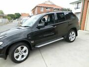 2005 BMW X5 E53 MY05 d Steptronic Black 6 Speed Sports Automatic Wagon Mount Lawley Stirling Area Preview