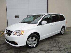 2018 Dodge Grand Caravan CREW PLUS (SUMMER EXTRAVA-VAN-ZA: $2697