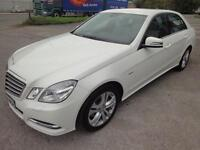 LHD 2010 Mercedes-Benz E250 2.1CDI Auto BlueEFF CDI Avantgarde FRENCH REGISTERED