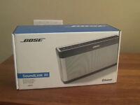 BOSE Soundlink 3 Wireless Speaker Bluetooth Brand new