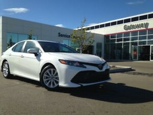 "2018 Toyota Camry LE ""Not your Grandfathers Camry!\"" Upgrade Pa"