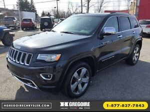 2015 Jeep Grand Cherokee Overland SIEGES VENTIL S BLUETOOTH CUIR
