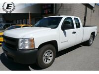 2011 Chevrolet Silverado 1500 EXT CAB 4X4 8 FOOT BOX