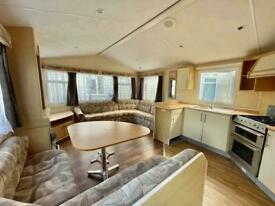 WILLERBY RICHMOND OFF SITE CARAVAN 28ftX12ft PERFECT FOR HOUSE BUILDS