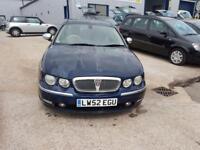 Rover 75 V6 2.4L LW52 EGU PETROL MANUAL 2002/52