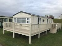 Cheap Caravan For Sale With Decking - Dumfries - Newcastle - Ayrshire - Carlisle - Glasgow -Durham