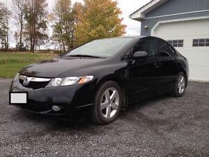 2010 Honda Civic Sedan Sport (fully loaded)