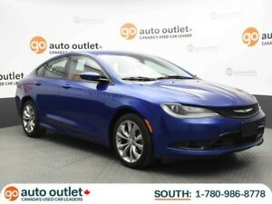 2015 Chrysler 200 S 4dr FWD Sedan, Paddle Shifters, Push Start B