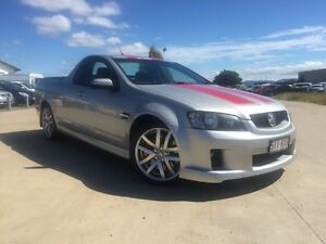 2007 Holden Ute VE SV6 Silver 5 Speed Sports Automatic Utility Garbutt Townsville City Preview