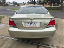 2005 Toyota Camry ACV36R 06 Upgrade Altise Limited 4 Speed Automatic Sedan Brooklyn Brimbank Area Preview