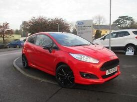 Ford Fiesta 1.0 ( 140ps ) EcoBoost 2014 Zetec S Red Edition