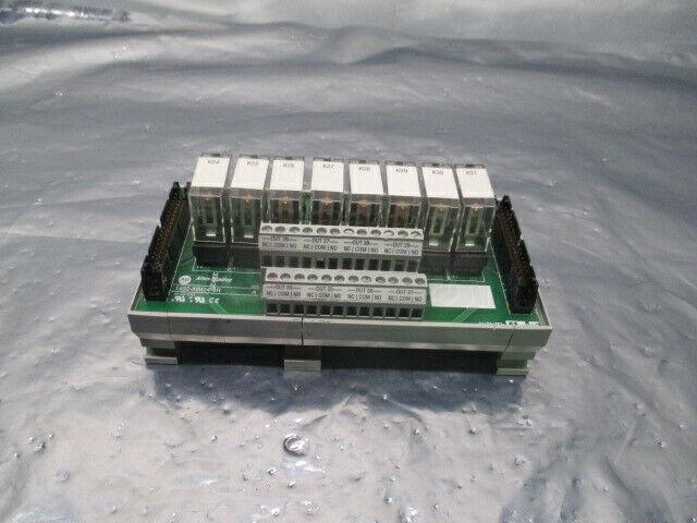 Allen-Bradley 1492-XIM24-8R, 8 Relay Expander Module Terminal Block, 100292