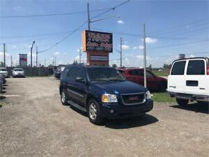 2003 GMC Envoy SLE *LEATHER**SUNROOF**4X4**AS IS SPECIAL**