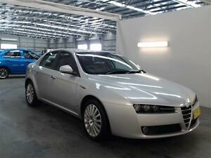 2006 Alfa Romeo 159 2.2 JTS 2.2 JTS Silver 6 Speed Manual Sedan Beresfield Newcastle Area Preview
