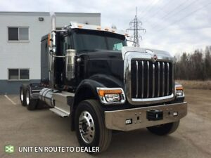 2019 International HX520 6X4, New Sleeper Tractor