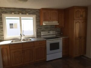 FOR SALE or RENT Mobile Home, Millet, Alberta.