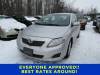 2009 Toyota Corolla CE Barrie Ontario Preview