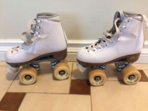 Girls Roller Skates - Size 13J