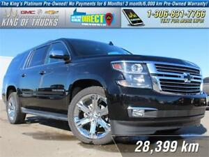 2016 Chevrolet Suburban LTZ Local   One Owner   PST Paid