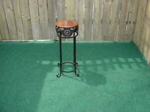 wrought Iron Table great decor