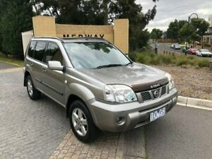 2004 Nissan X-Trail T30 II ST-X Grey 4 Speed Automatic Wagon Maidstone Maribyrnong Area Preview