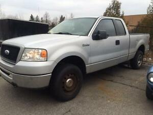 2006 Ford F150 Extended Cab, 4x4.